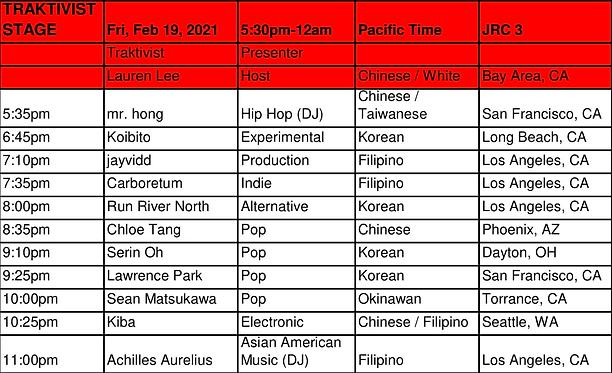 Traktivist Stage Schedule.png