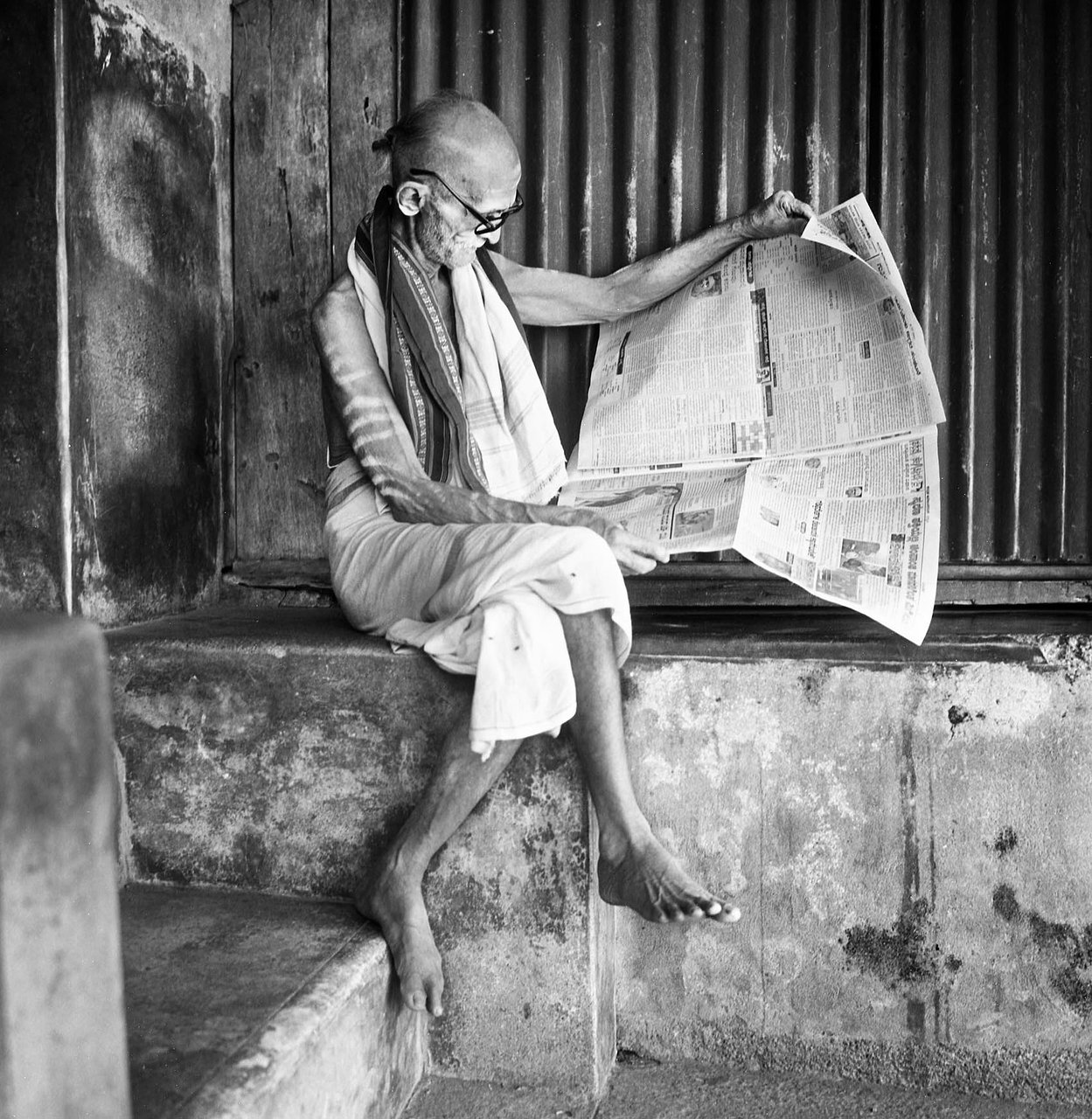 Brahmin priest, Gokarna