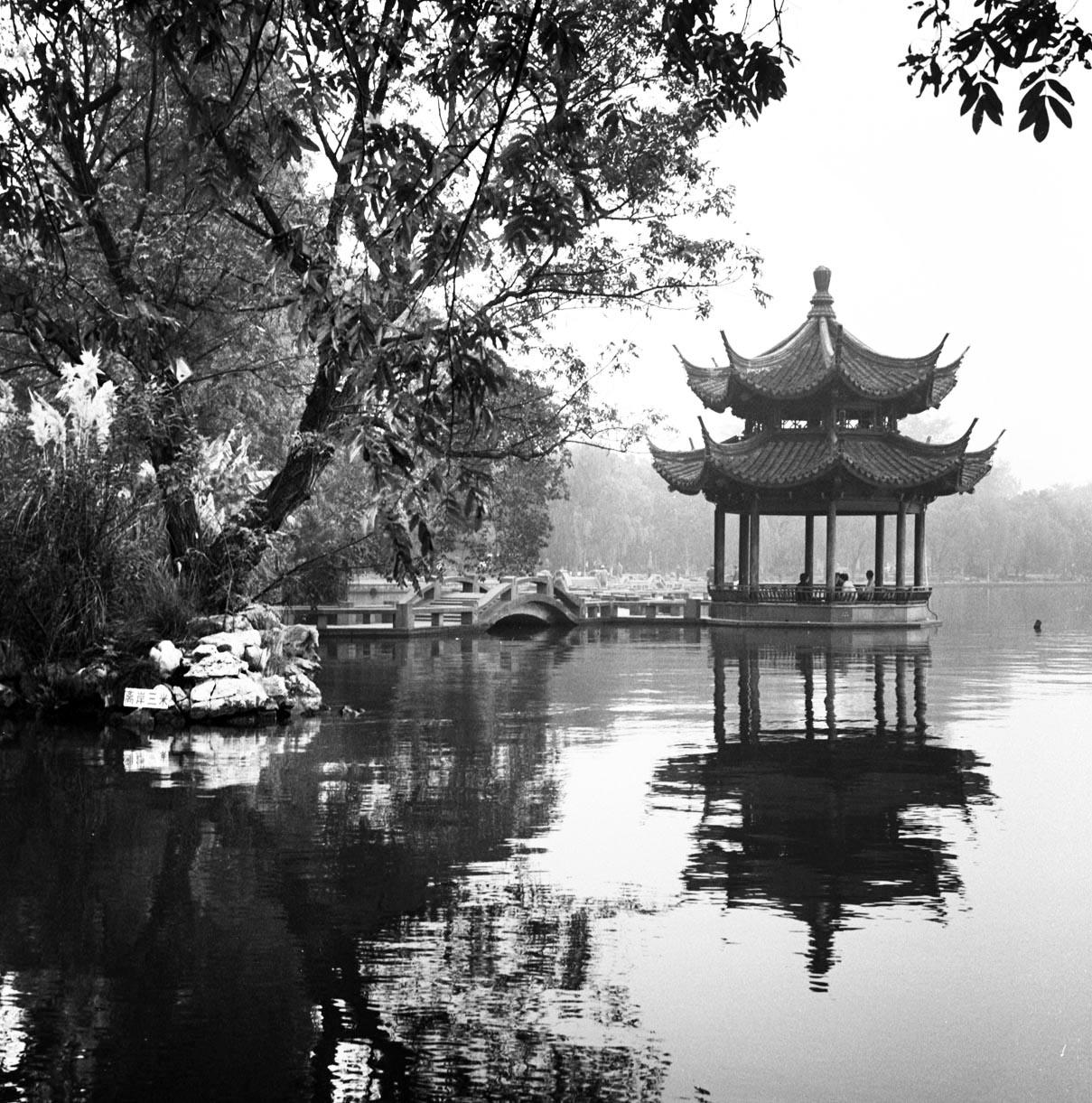 West lake III, Hangzhou