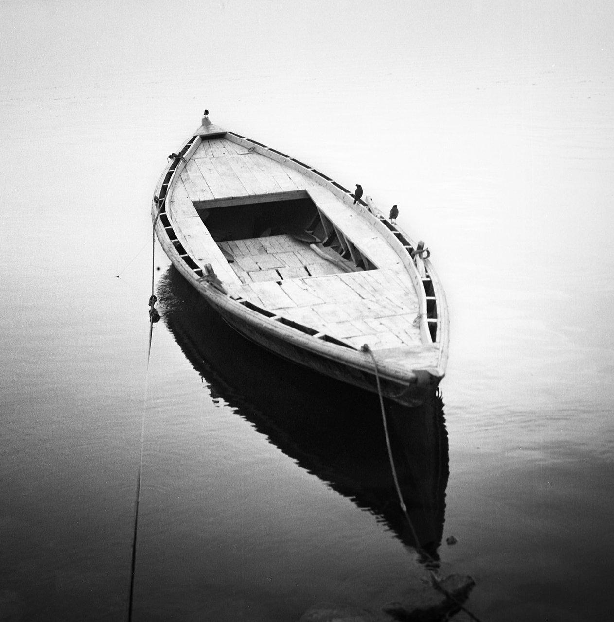 Boat, Varanassi