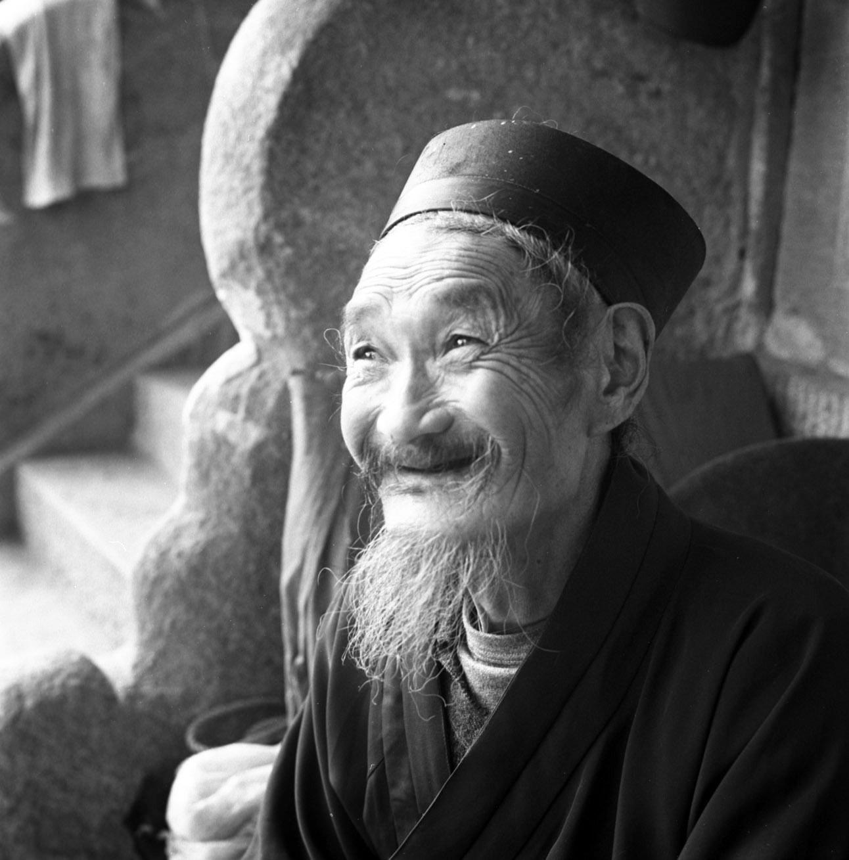 Taois Monk, Wudang Shan
