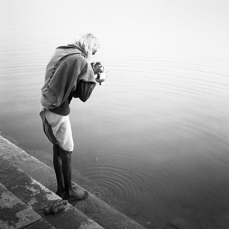 Morning Puja 1, Varanassi