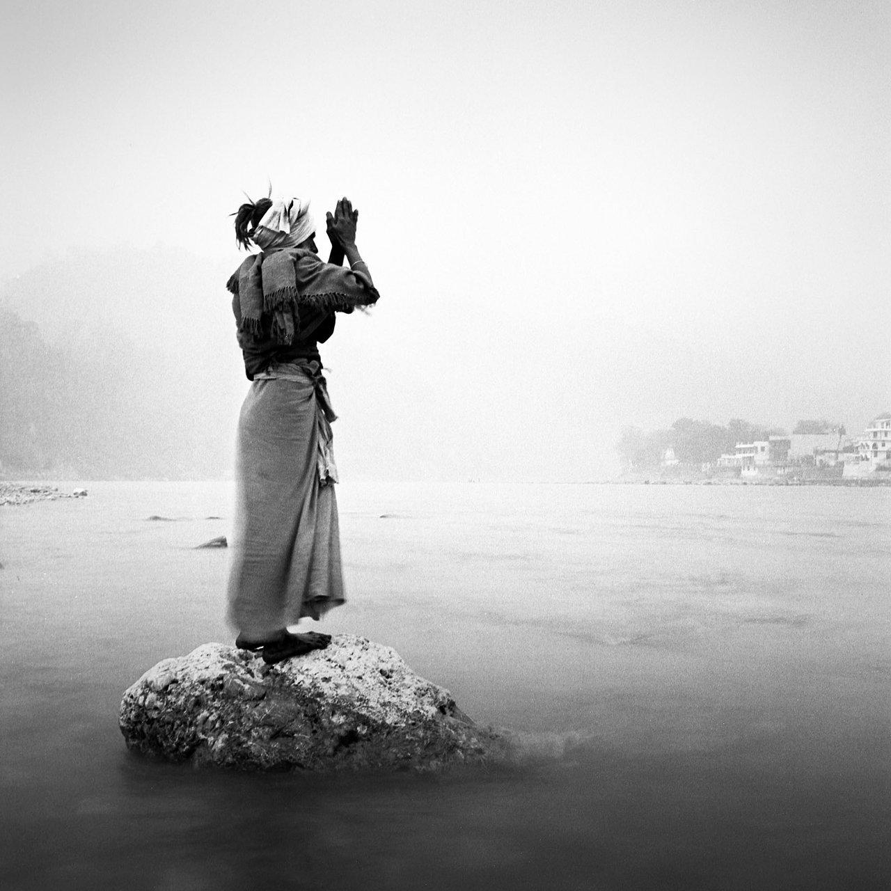 Prayer to The River, Rishikesh