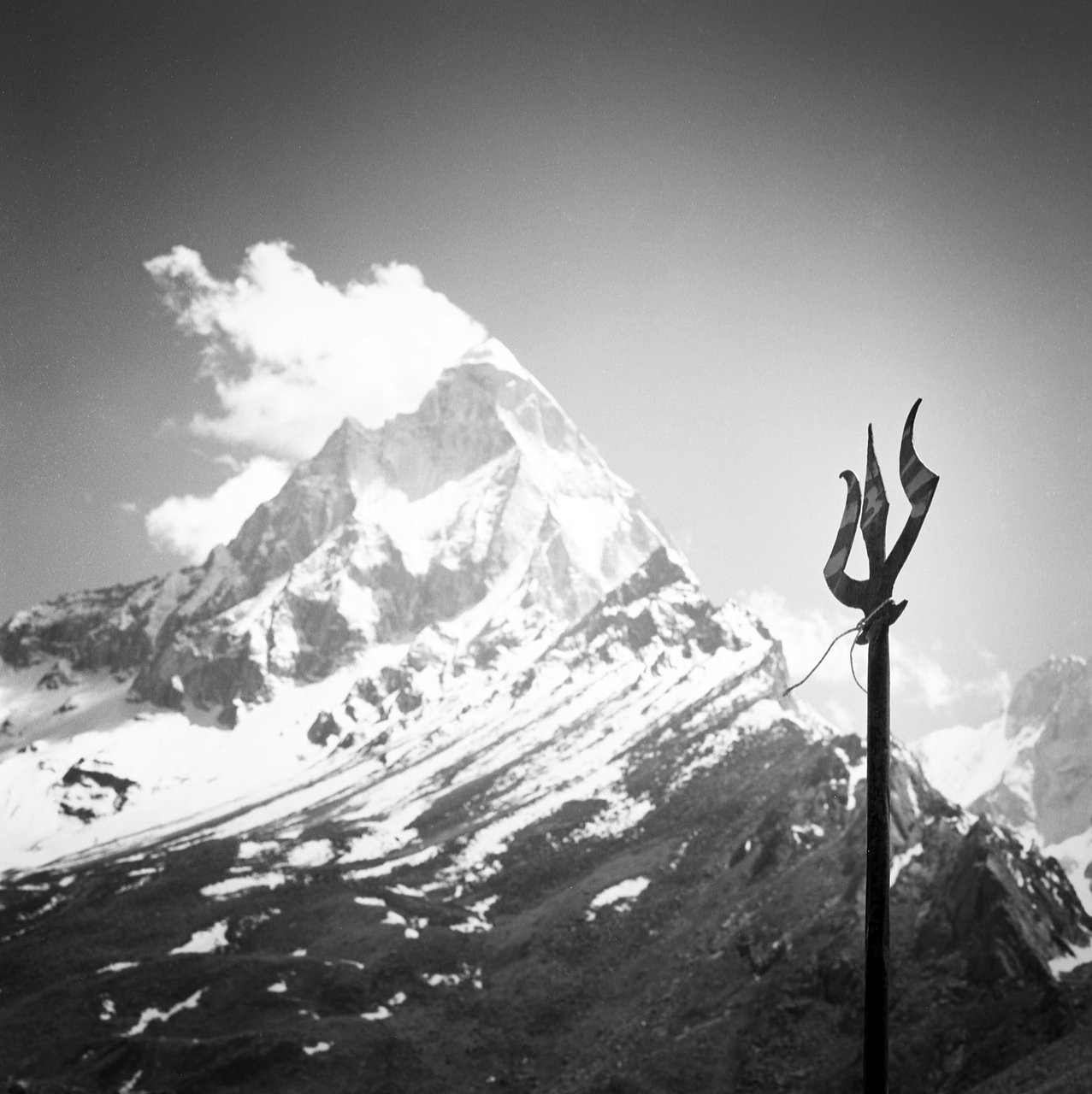 Shivaling Mountain