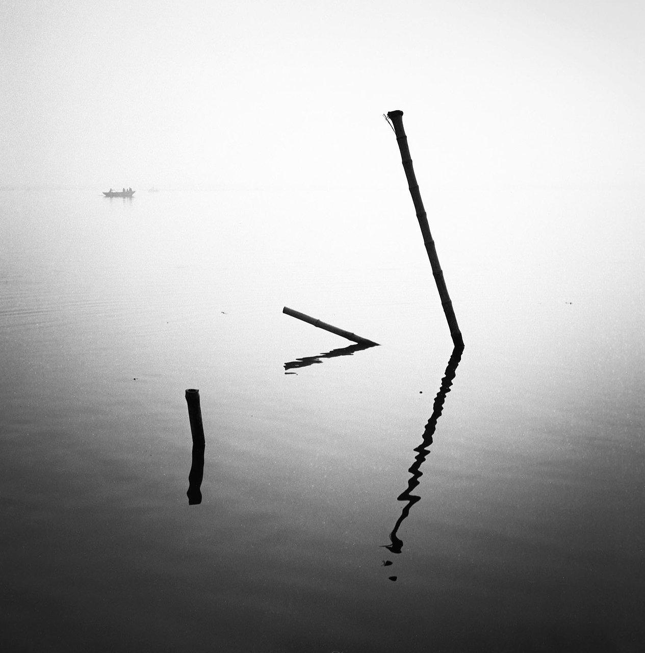 3 poles, Varanassi