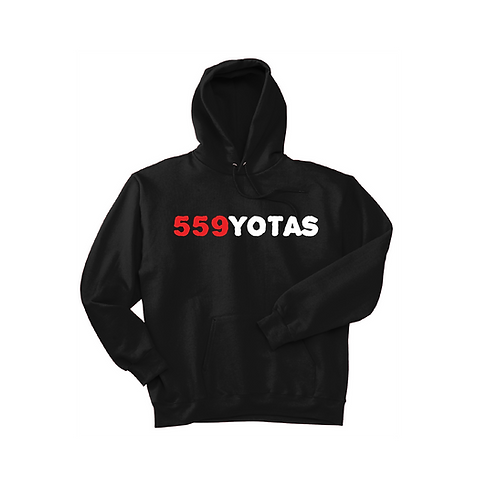 """559YOTAS"" CLASSIC HOODIE"