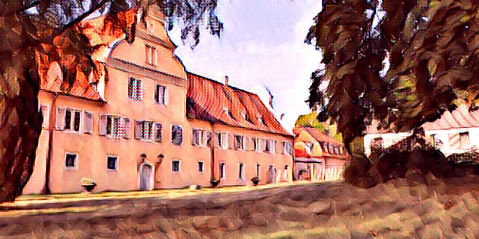 Fein & Garten Fest im Jagdschloss Kranichstein (Sonntag früh)