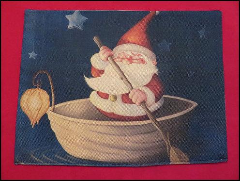 Set de table Père Noël