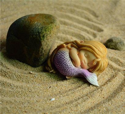 Petite sirène endormie
