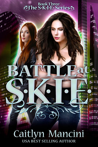 Book Three Battle at S.K.I.E.