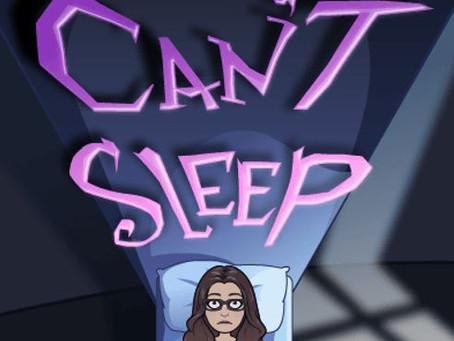 A Writer's Blog About Life: Insomnia - The Waking Nightmare
