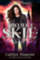Project S.K.I.E. - Book 1 of The SKIE Series