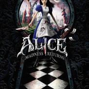 Alice Madness Returns (x-box)
