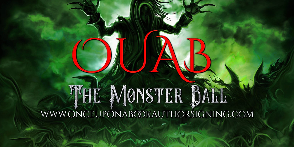 Once Upon a Book Author Signing
