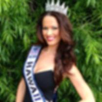 Lauren Hickey, Miss Hawaii United States