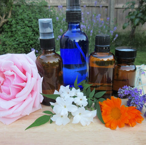 Floral Waters (Hydrosols): gentle aromatherapy for pets