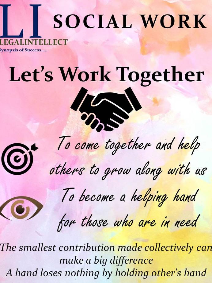 LEGALINTELLECT SOCIAL WORK