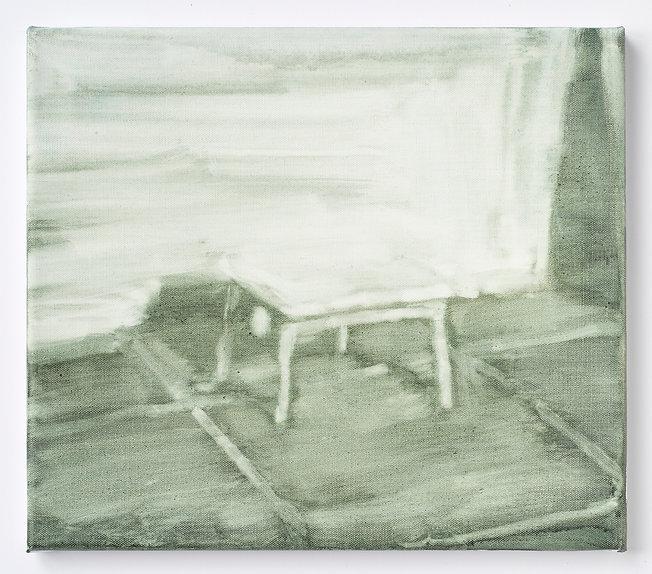 Kjersti Foyn - Ved det lille bordet