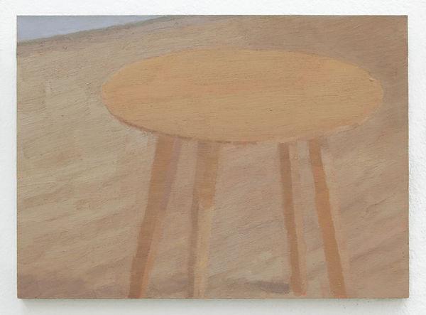 I rommet (rundt bord) II, Kjersti Foyn