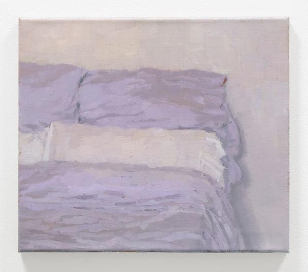 Kjersti Foyn - I rommet (seng) III