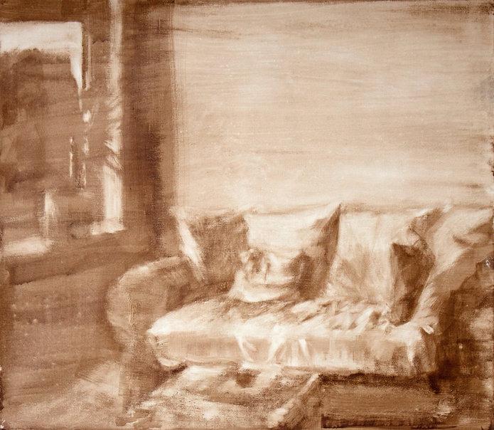 Kjersti Foyn - Ved sofaen