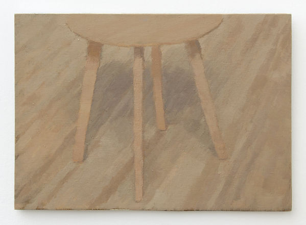 I rommet (rundt bord) III, Kjersti Foyn