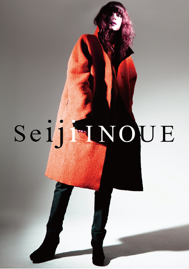"Events - <Seiji INOUE> Debut Collection ""COMPARISON"""