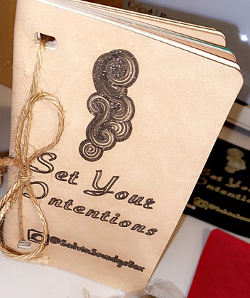 Set Your Intentions Journal