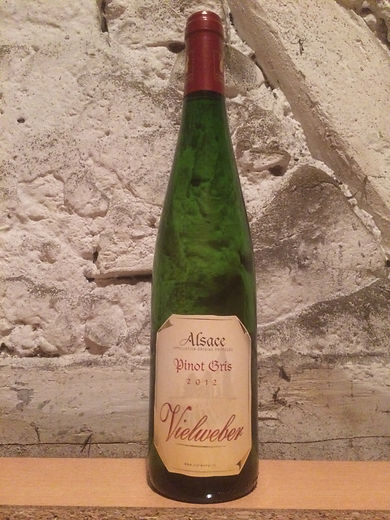 André Vielweber Pinot Gris
