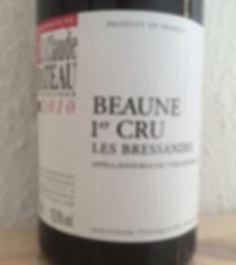 Jean-Claude Rateau Beaune Les Bressandes