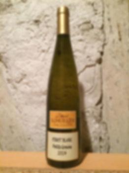 Damien Schueller Pinot Blanc Petits Grains 2014