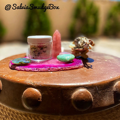 Salvia Self-Love Milk Bath & Foot SOAK