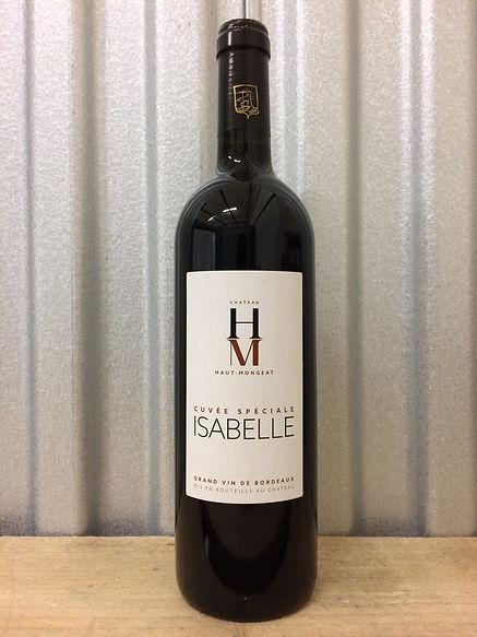 Château Haut-Mongeat Cuvée Isabelle Bordeaux Supérieur 2012