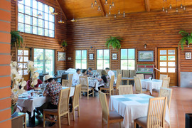 ห้องอาหาร plakan resort : ปลากาญจน์ รีสอร์ท ที่พักกาญจนบุรี