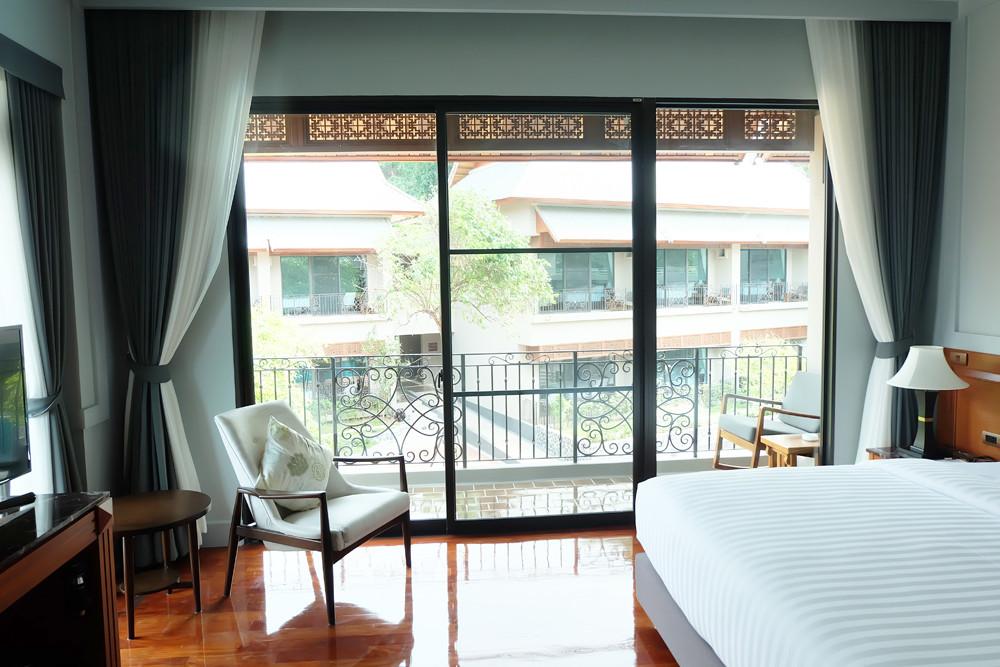 ห้องพักซูพีเรีย : ปลากาญจน์ รีสอร์ท ที่พักกาญจนบุรี 9