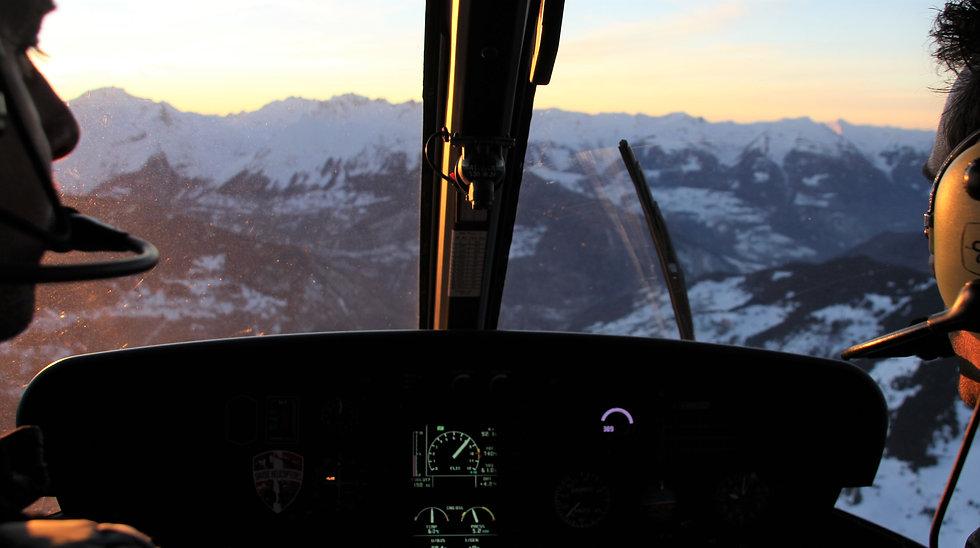 Ecole de pilotage d'hélicoptère Haute Sa
