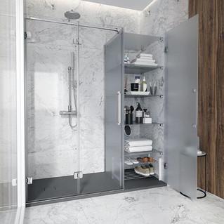 Rénovation de salle de bain - Annecy