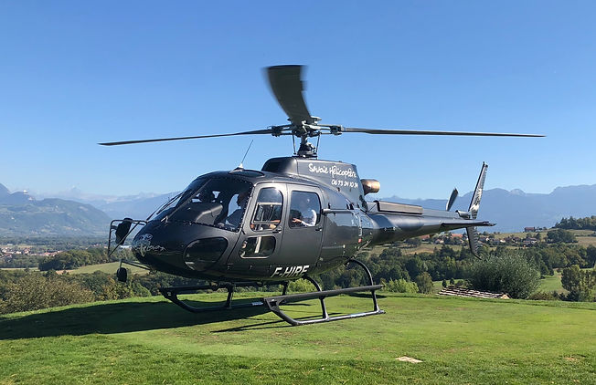 Hélicoptère AS 350 - Ecureuil B3