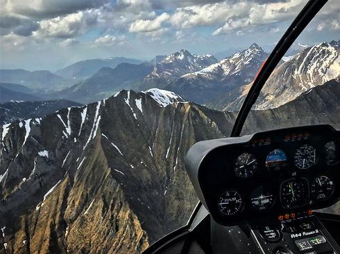 Formation vol hélicoptère - PPL(H)