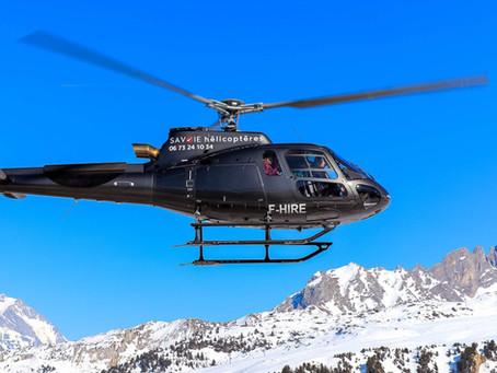 Transfert en Station de ski : la saison d'hiver approche à grands pas