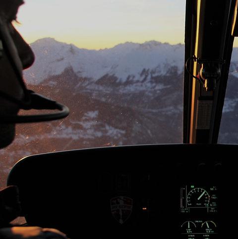 École de pilotage d'hélicoptère - Haute-