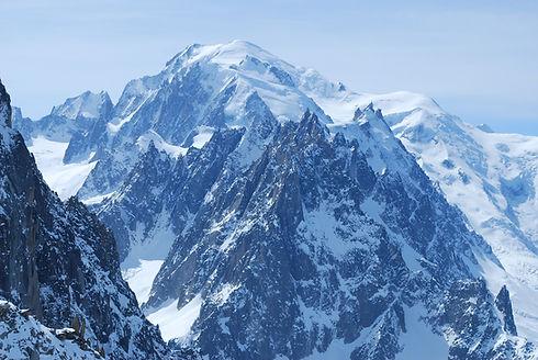 tour hélicoptère Mont-Blanc