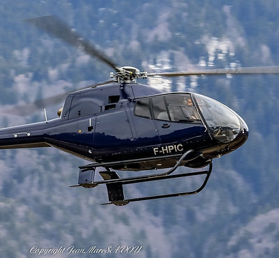 Hélicoptère EC120 Colibri
