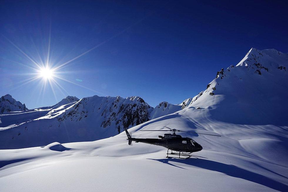 hélicoptère-taxi