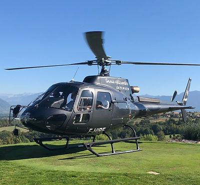 Qualification Type - Hélicoptère Ecureui