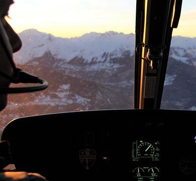 Habilitation vol de nuit hélicoptère - V