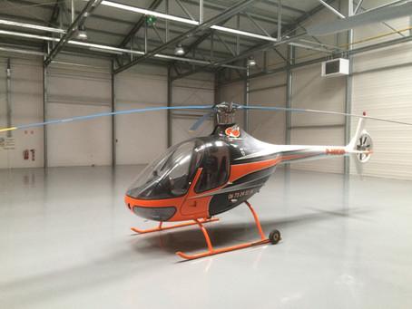 Savoie Hélicoptères se dote d'un Cabri G2
