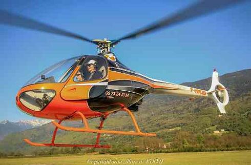 G2 Cabri - hélicoptère école