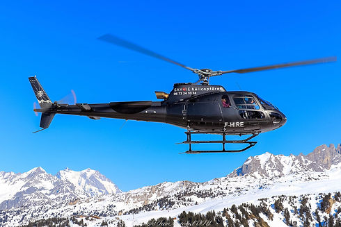 Devenir pilote d'hélicoptère