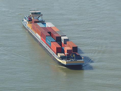 «Der Container mit den Schutzmasken wäre mit dem Schiff angekommen»